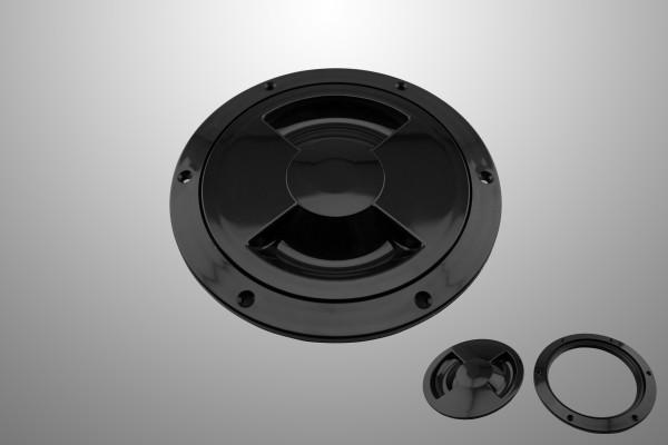 Revisionsklappe 170mm schwarz