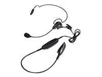 Motorola Breeze Kopfhörer einseitig mit PTT und Stecker für die GP-Serie