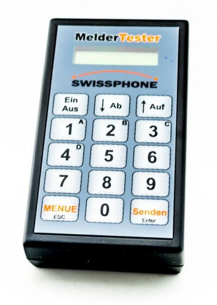 Swissphone Meldertester