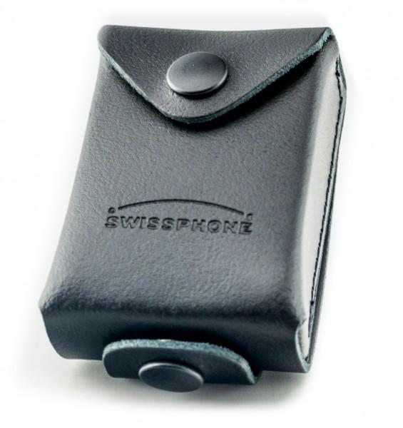 Swissphone Schutztasche BOSS / RES.Q mit Druckknopfverschluss