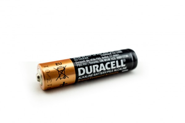 Duracell Industrial Micro 1,5V Lithium