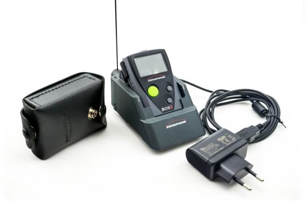 Swissphone BOSS 915 im Set mit Tasche