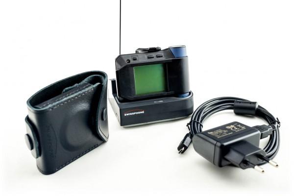 Swissphone s.Quad x15 im Set mit Tasche