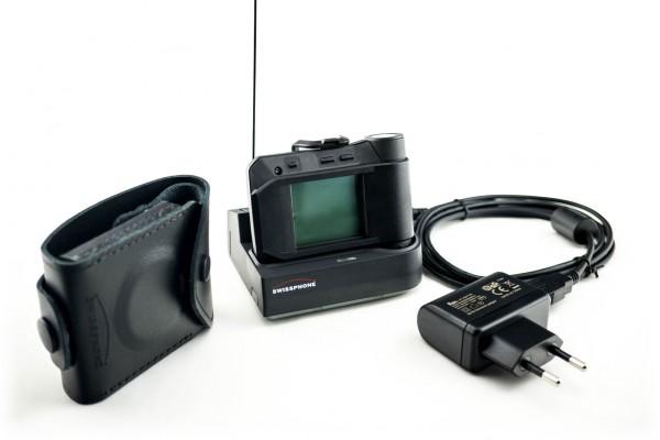Swissphone s.Quad x35 V im Set mit Tasche
