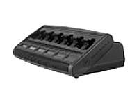 Motorola Ladegerät 6-Fach 230V Impres für GP-Serie GP340 GP360 GP380 GP344 GP388