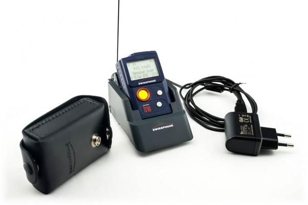 Swissphone Res.Q-GP MK + Tasche