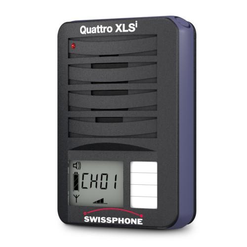 Swissphone Quattro XLSi im Set