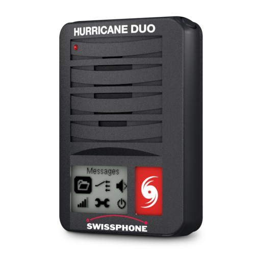Swissphone Hurricane DUO im Set