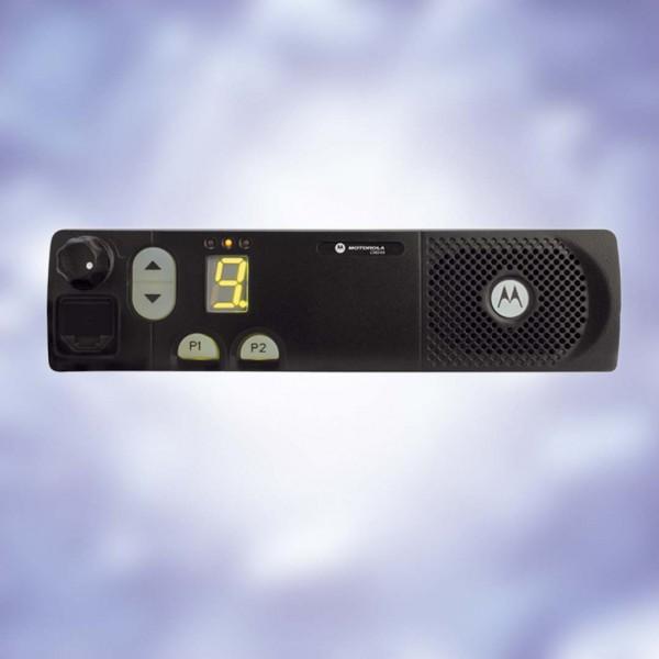 Motorola CM340 MFG VHF 10K 66-88MHz + Batteriekabel