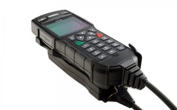 HBC2 Farb-Bedienhandapparate-Set für Sepura SRG, mit Programmieranschluss