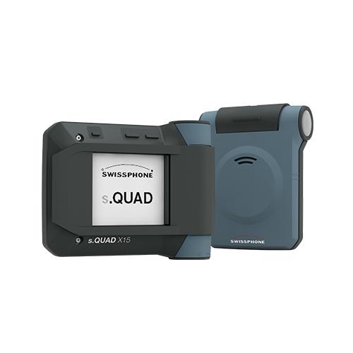 Swissphone s.Quad X15