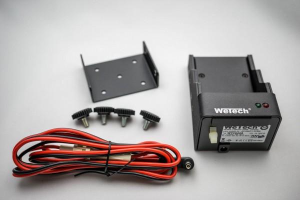 WeTech Ladehalterung WTC 644 für Motorola GP344/388 12/24V